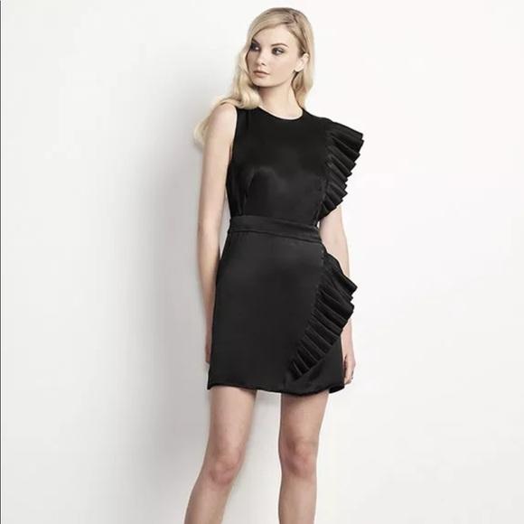 17bb693a04c1 ALI & JAY Dresses | Ali Jay Black Pleated In Crown Mini Dress Xs Nwt ...